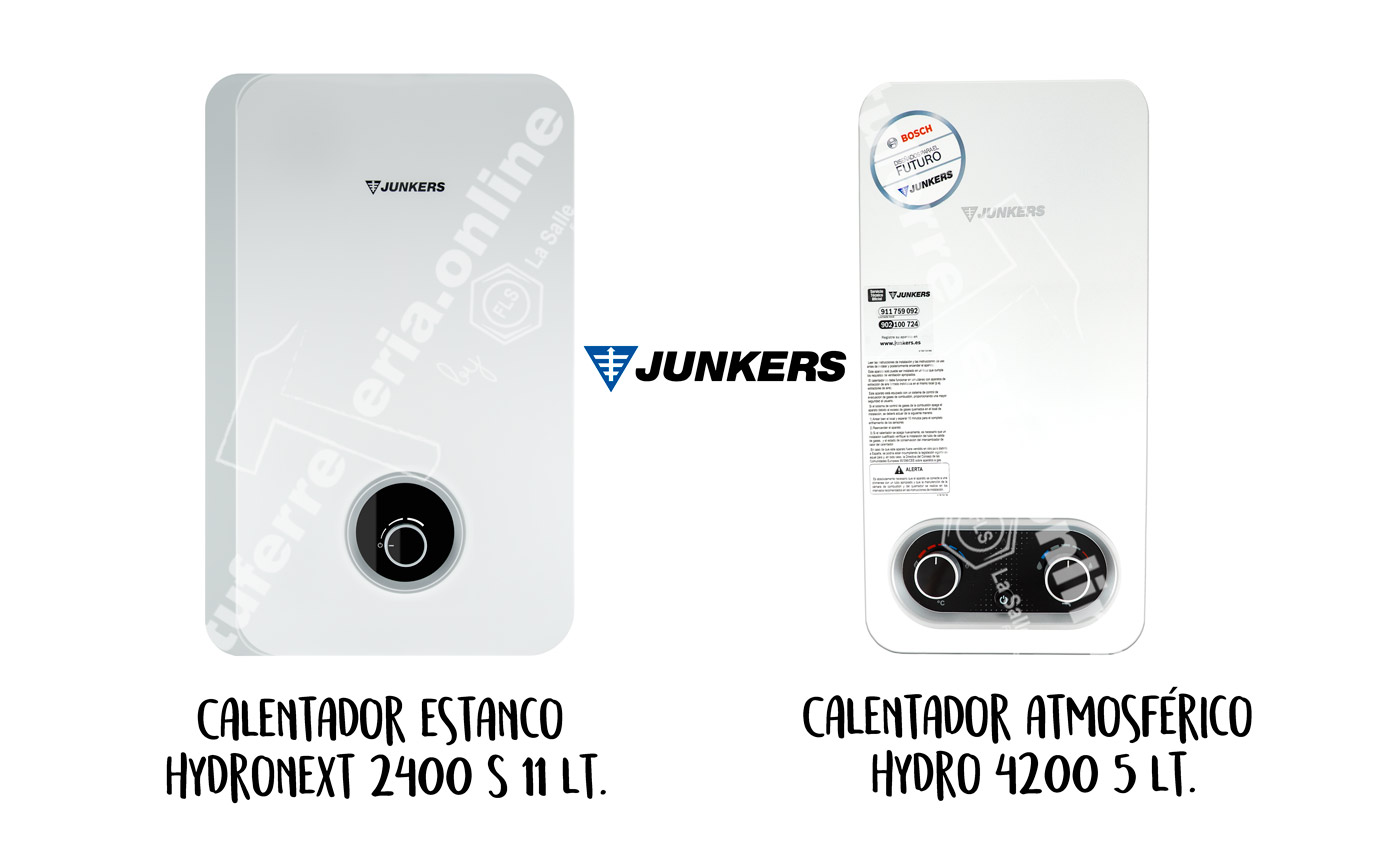 CALENTADORES-JUNKERS