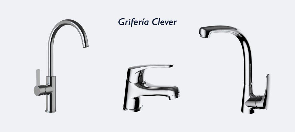 GRIFERÍA CLEVER
