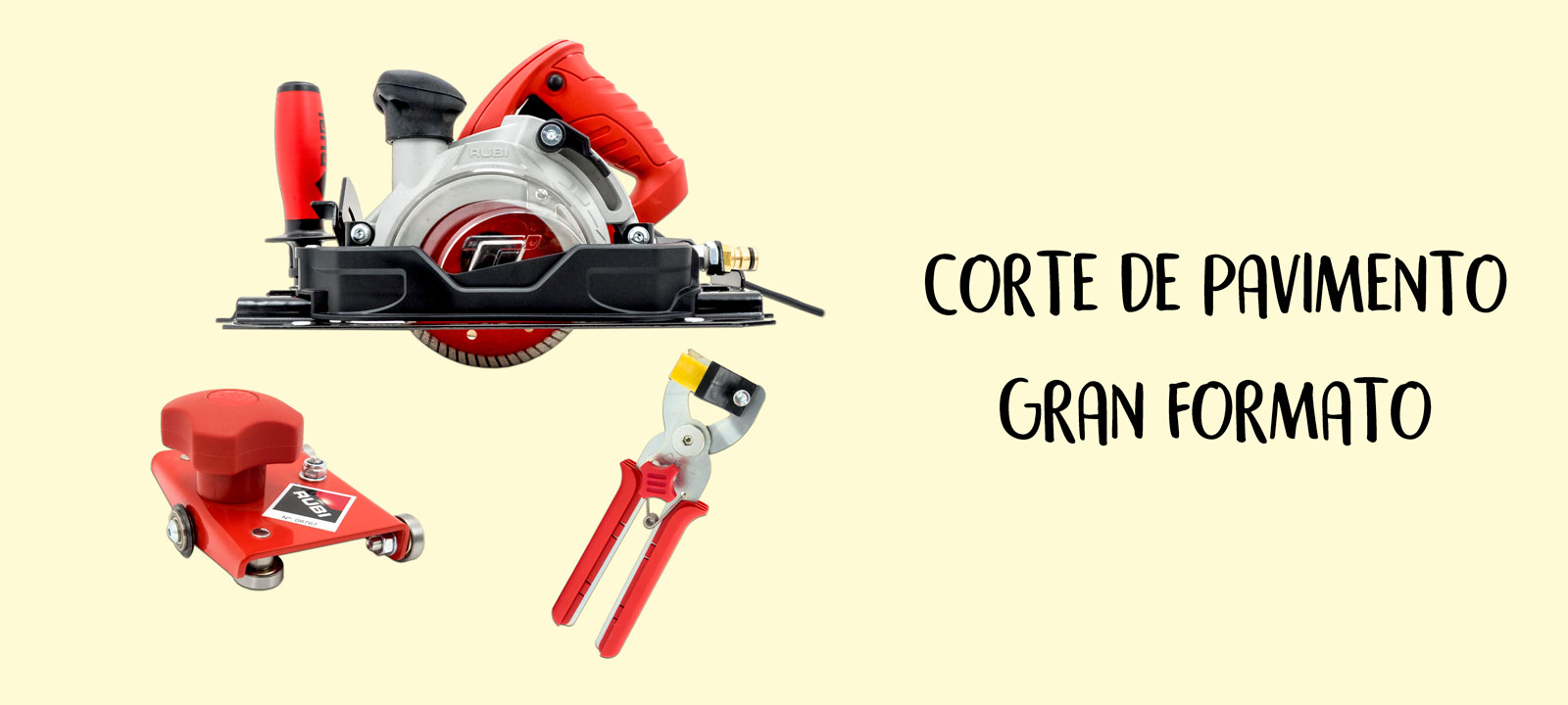 CORTE CERÁMICA GRAN FORMATO
